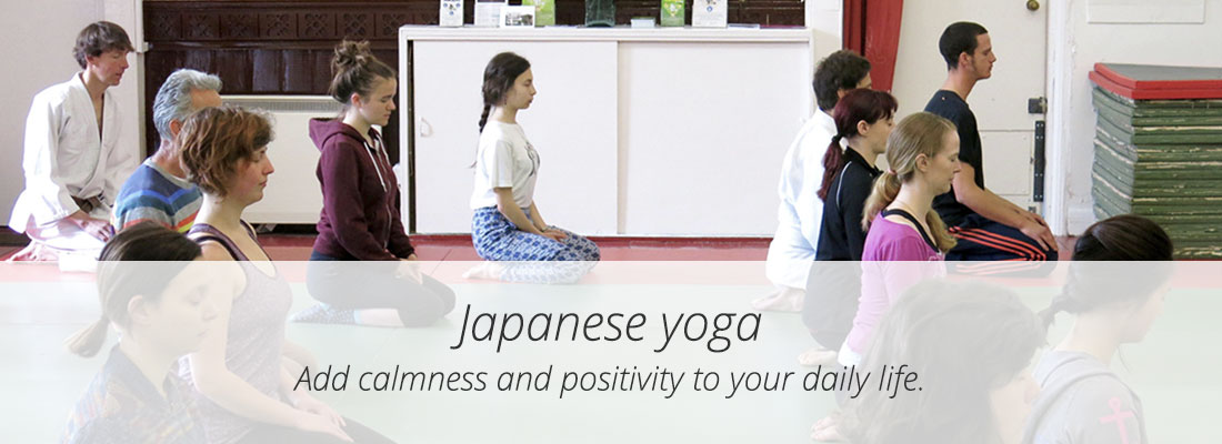 Japanese yoga – add calmness and positivity to your daily life
