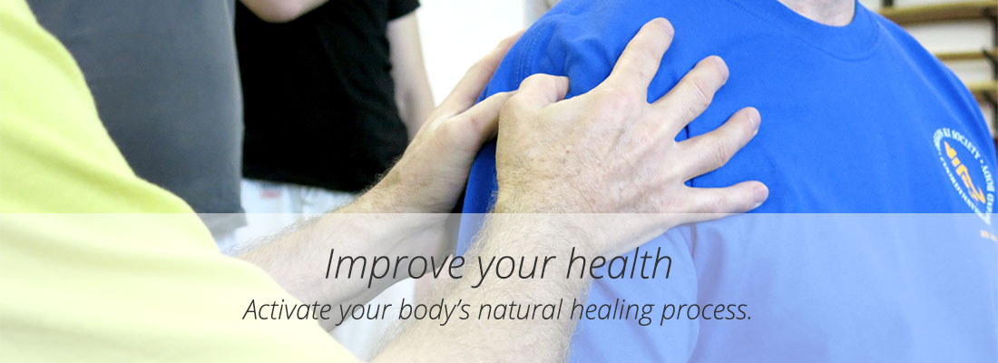 Improve your health – activate your body's natural healing process